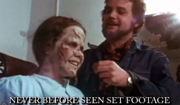 EXCLUSIVE! The Exorcist Blu-ray trailer reveals never before seen footage from behind the scenes