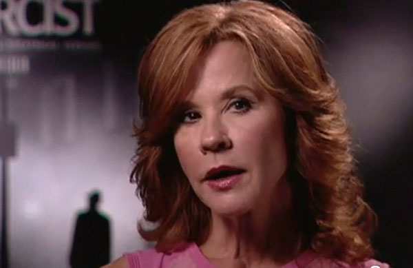 Linda Blair interview, discussing THE EXORCIST blu-ray, calls it 'the greatest magic act ever shot on film'