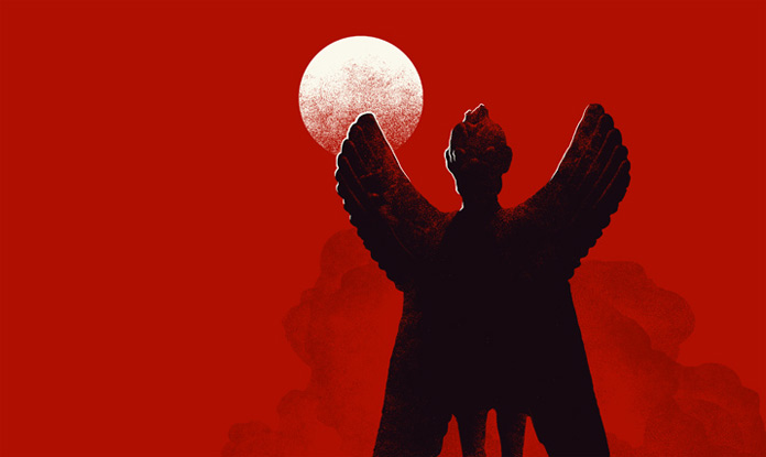 Limited numbers of amazing Exorcist poster designs available