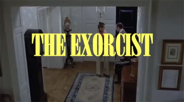 The Exorcist sitcom title screencap