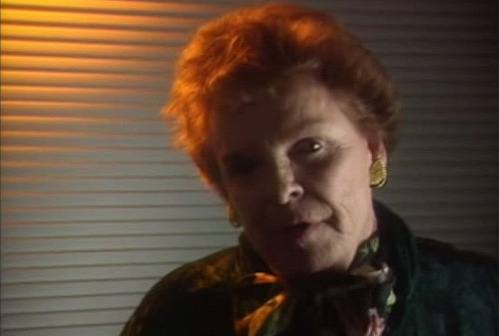 WATCH: Mercedes McCambridge on her role in The Exorcist