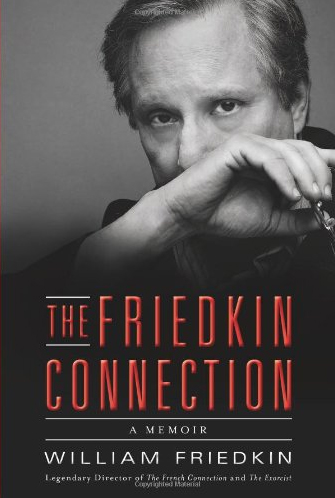 THE FRIEDKIN CONNECTION book cover