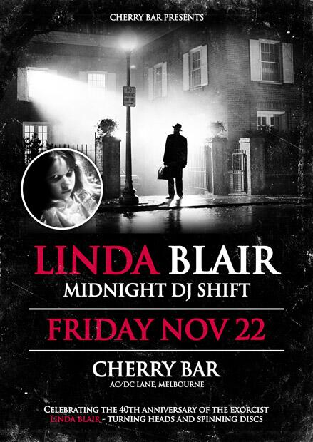 Linda-Blair_Australia-Melbourne_Cherry-Bar-Guest-DJ