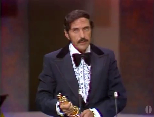WATCH: William Peter Blatty's acceptance speech at the 1974 Academy Awards