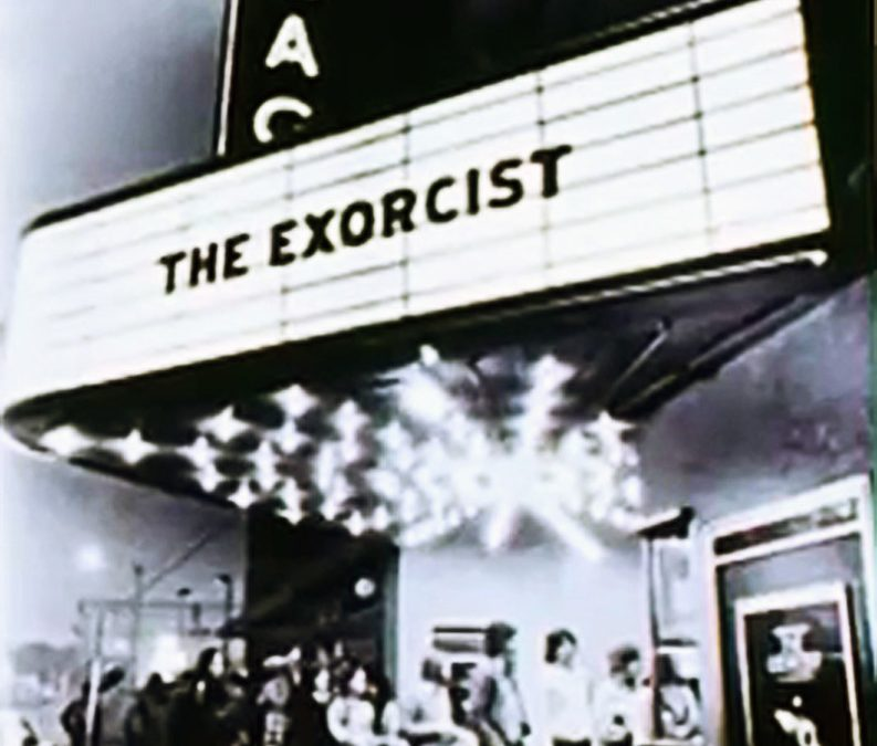 WATCH: How they reacted in 1974; The Cultural Impact of The Exorcist