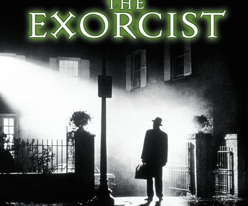 PRE-ORDER Blu-ray set The Complete Anthology the Exorcist