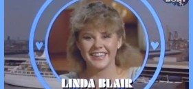 WATCH Linda Blair's 1982 guest appearance on THE LOVE BOAT