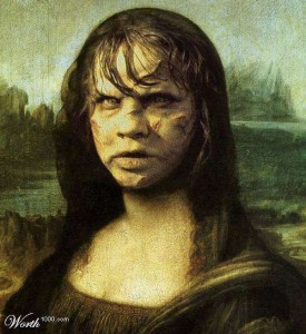 Mona Regan from Worth1000