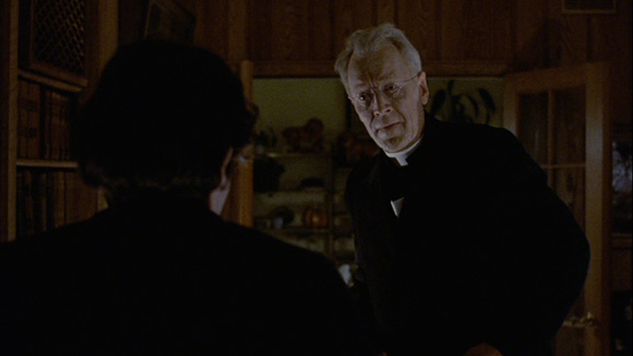 """Father Merrin utterance, """"...there is only one."""""""