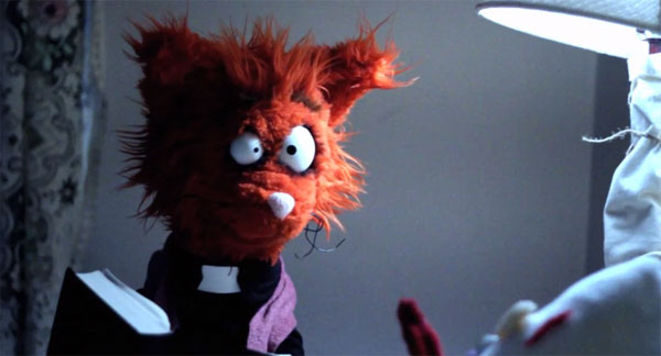 The Exorcist with Puppets