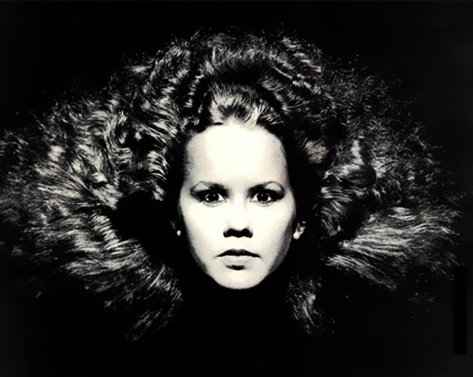 Linda Blair promo image for Exorcist II: The Heretic