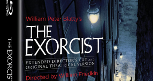 Cover Art For The Exorcist 40th Anniversary Blu-ray