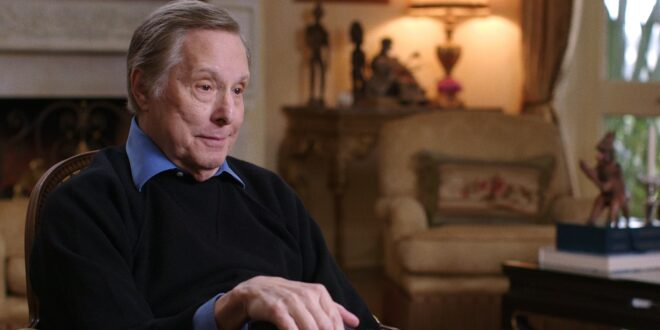 Director of The Exorcist, William Friedkin in 2019.
